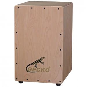 CL12N Birchwood cajon drum Musical instrument | GECKO