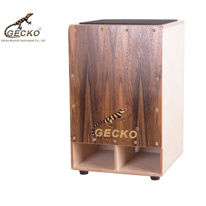 Gecko CD series super deep bass box drum Cajon Musical instrument | GECKO Featured Image