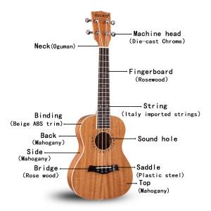 Kids ukulele,China Factory Wholesale Kids Toy Guitar Bass Ukulele | GECKO
