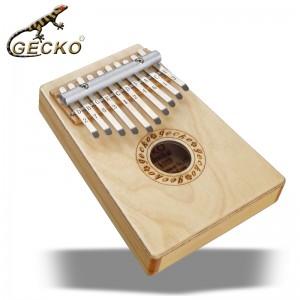african kalimba,10 keys | GECKO