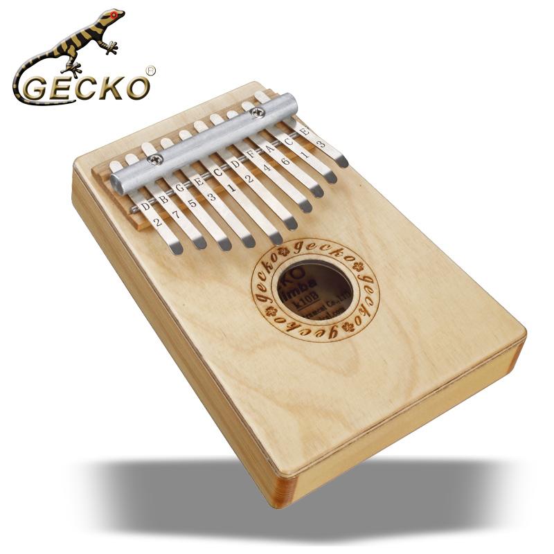 african kalimba,10 keys | GECKO Featured Image