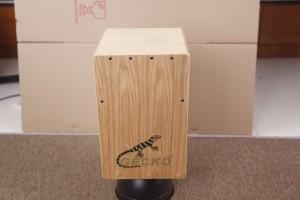 CL12N Birchwood cajon drum Musical instrument    GECKO
