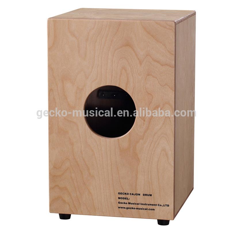 buy competitive steel string cajon drum with cajon pedal