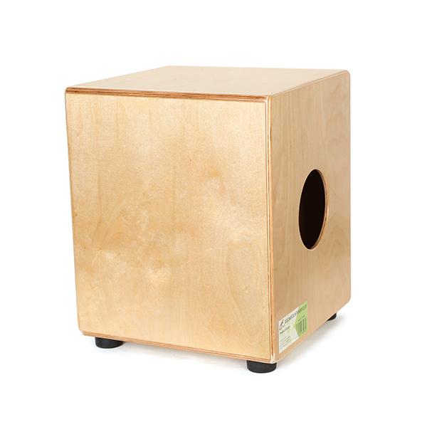 cajon ASH wood for 7-10 years player junior drum set