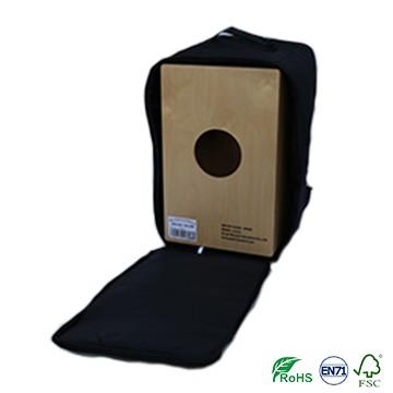Manufacturer of Corn Plastic Products - Chanson music whoelsale cheap cajon bag drum cajon,GECKO brand,ebony/birch combination – GECKO