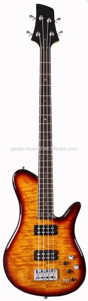 Top Suppliers Ukulele Guitar Bag - China handmade electric guitar – GECKO