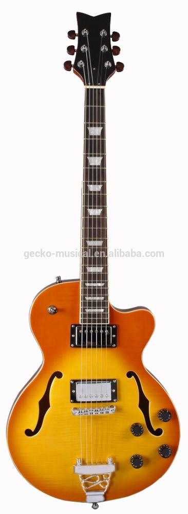 Best quality Cajon Box Gig Bags - China wholesale Jazz electrical guitar – GECKO