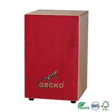 Wholesale OEM/ODM Guitar Strap Lock - Chinese Cajon, Burl Cajon,birch wood drum box percussion – GECKO
