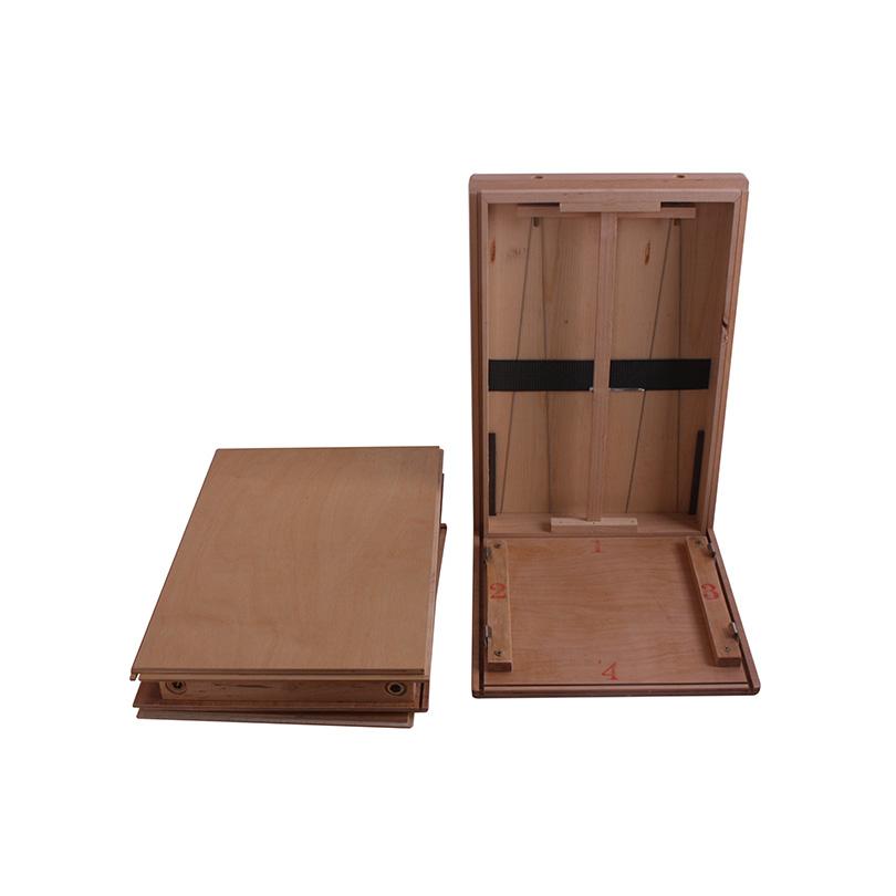 Cheap price Jingle Bells Ukulele - Disassembled Cajon, foldable cajon, DIY drums sets with traveling box – GECKO