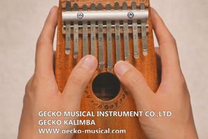 GECKO Kalimba /Harp version   GECKO