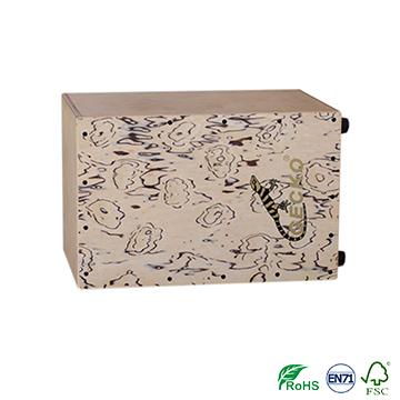 gecko cajon box drum for percussion