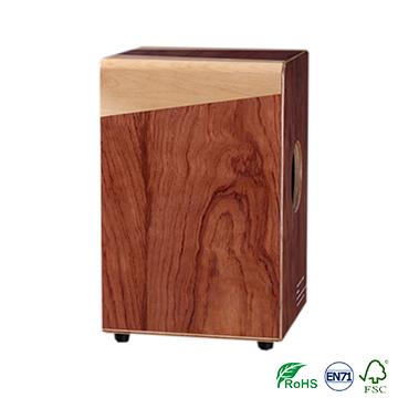 gecko CL90A China handmade professional cajon drum sets