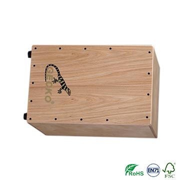 Wholesale OEM/ODM Bass Factory - gecko full size cajon drum box – GECKO