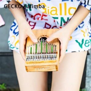 17 key kalimba,gecko kalimba | GECKO