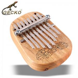 Gecko kalimba,Camphor wood | GECKO
