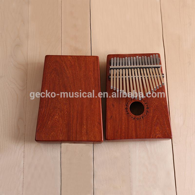 Gecko portable African original kalimba