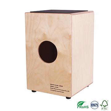 Handmade Cajon Percussion Box Hand drum set mapex drums