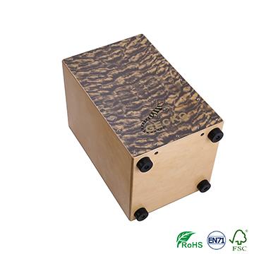 Low price for Latin Cajon - High Quality Cajon Drum GECKO factory sell price – GECKO
