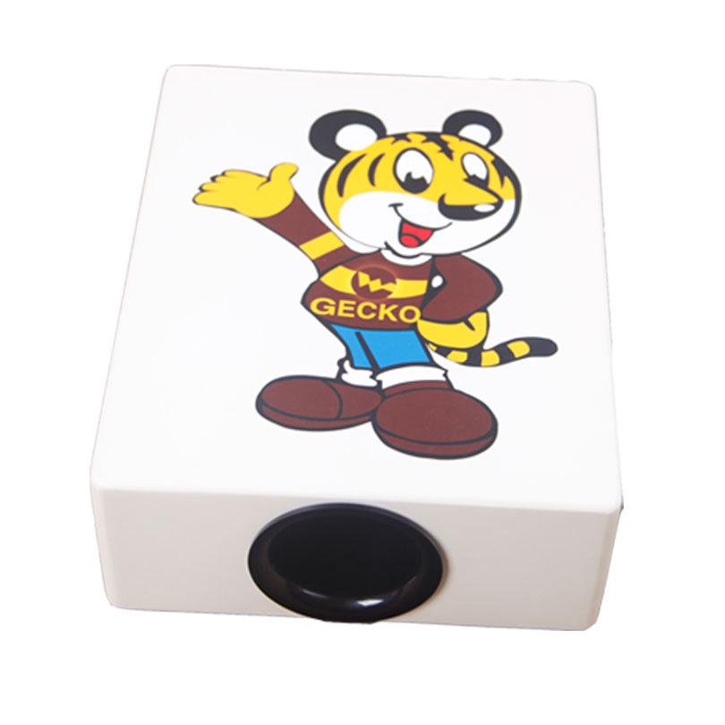 ipad shaped cajon /portable drum,mini travel pad cajon box