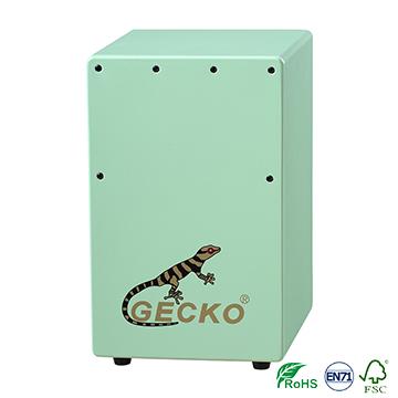 Factory Price Kalimba Musical Instrument - jazz music octagonal cajon drum sets,promotional cartoon design for children – GECKO