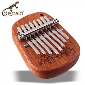 Kalimba african instrument,Kalimba gecko plate series | GECKO