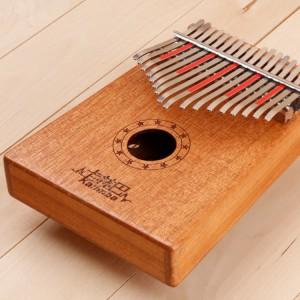 Reliable Supplier China Factory Musical Instrument Kalimba 17 Keys Thumb Piano Good Sound Acacia Wood Kalimba