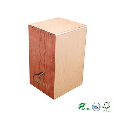 Ordinary Discount Gecko Percussion Cajon Box Drum