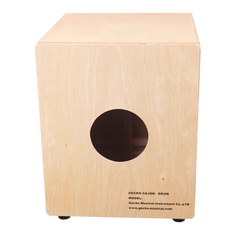KOA acacia wood GECKO cajon