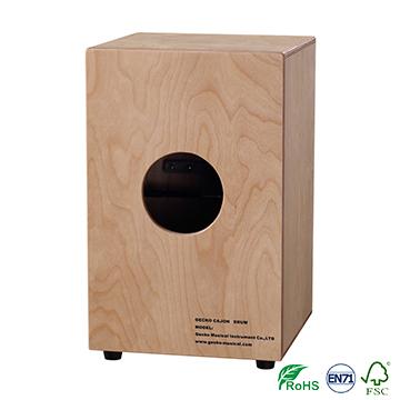 Latin cajon box/percussion musical instrument for sale wooden box guitar