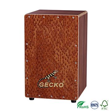 OEM Customized Handmade Box Drums - Made in china Drum box Cajon at cheap price,percussion cajon drum set – GECKO