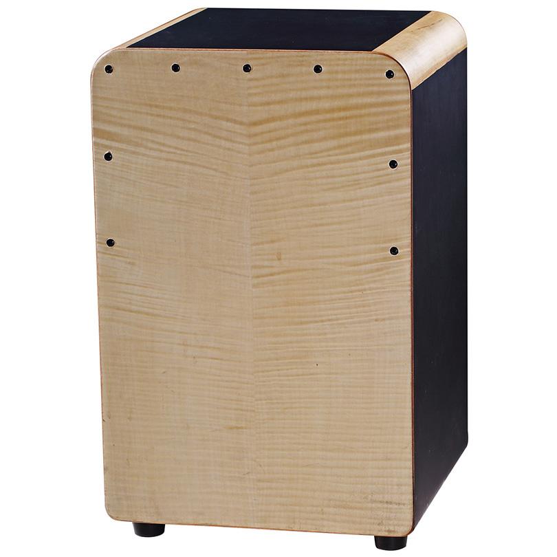 percussion musical instrument Cajon maple top box electronic drum set
