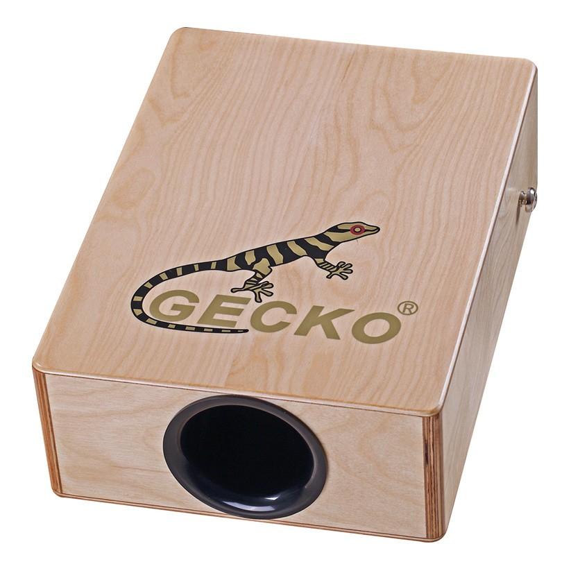 Portable pad cajon for adults and kids
