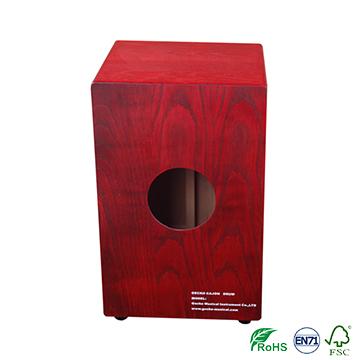 Professional Manchurian Ash Color Cajon,Guitar String Cajon,Cajon Drum