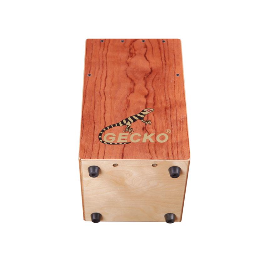 Promotion musical instrument hand drum percussion wooden cajon drum