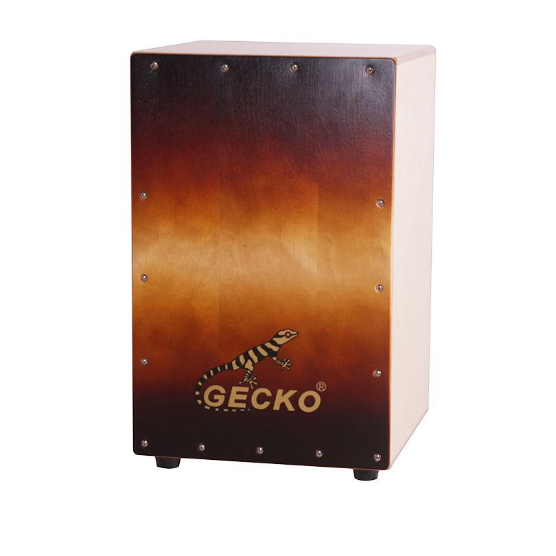 sunburst color adult size cajon drum box pad drum