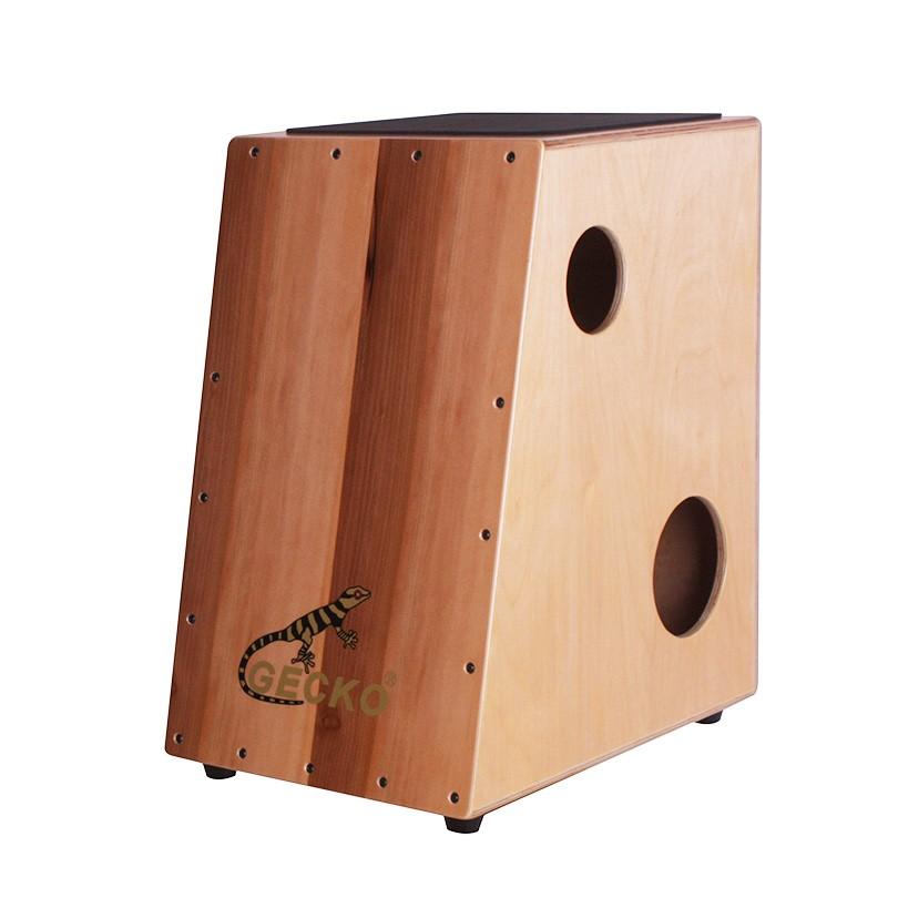 T-shape Cajon drum set precussion box
