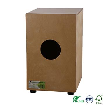 Wholesale high quality imported birch Cajon drum