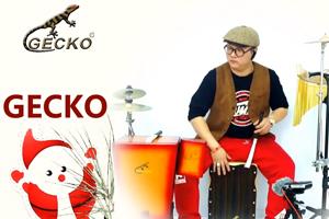 GECKO Cajon Merry Christmas II—— Chen Tong   GECKO