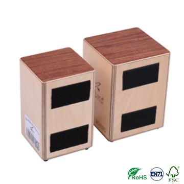 OEM Supply Lcd Digital Violin Tuner - wooden bongo – GECKO