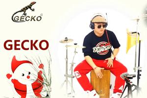 GECKO Cajon Merry Christmas V—— Chen Tong   GECKO