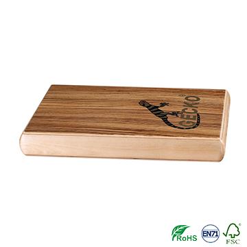 zebra wood portable pad cajon